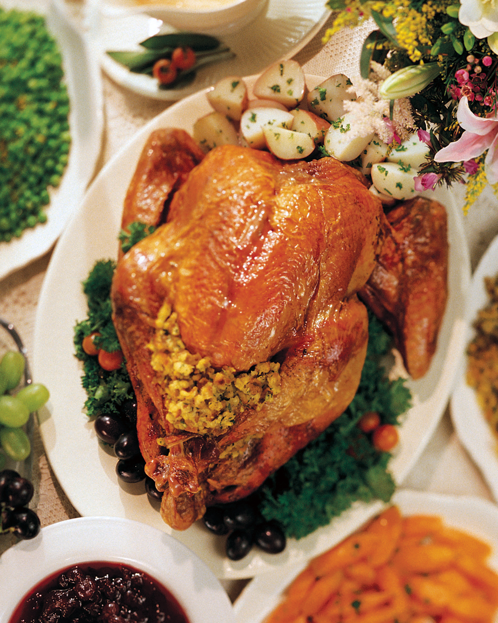 What to do with all that turkey, stuffing and cranberry sauce?