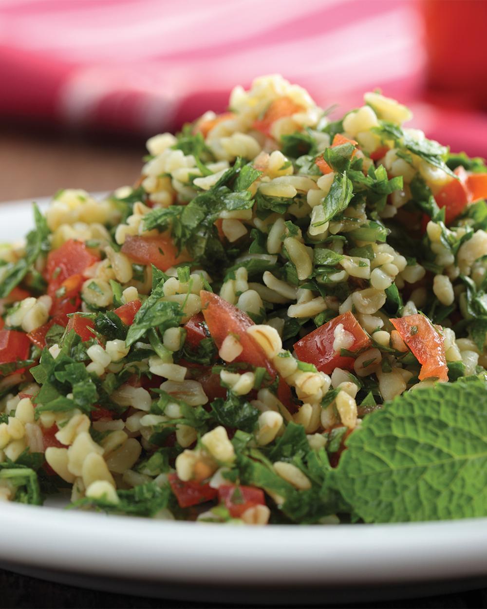 Simple Tabouleh Salad